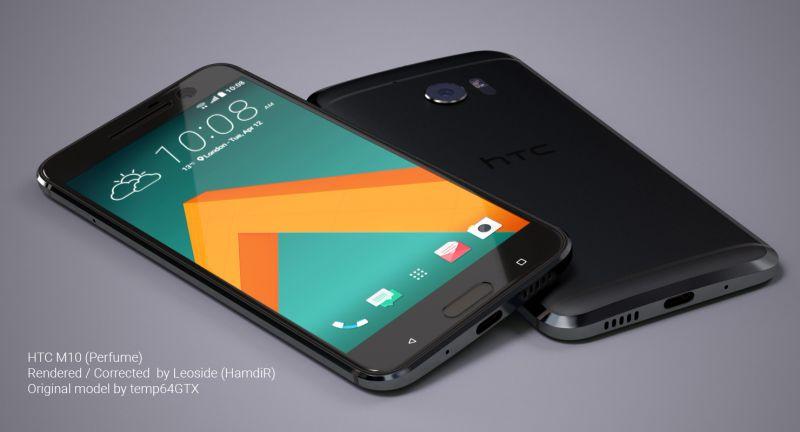 Официално беше анонсиран смартфонът HTC 10 (видео) 4