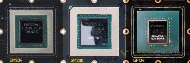 Изтече снимка на Nvidia GTX 1080. Най-вероятно няма да използва HBM2 8