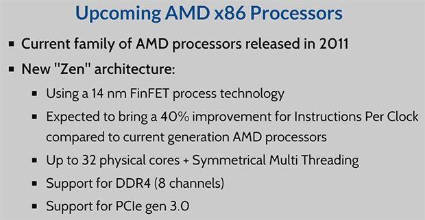 AMD вероятно ще предложи процесор с 32 ядра 4