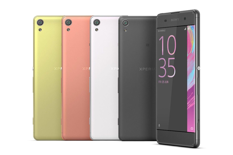Новата серия мобилни телефони Xperia X на Sony вече е тук  (видео) 8