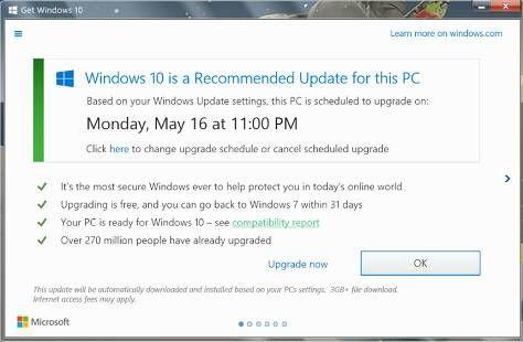 От Microsoft обещават - червеният хикс ще означава не 4