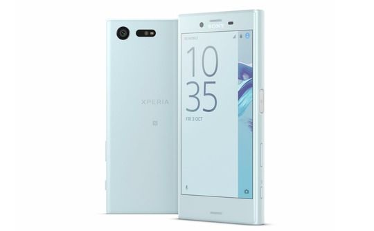 Sony показа Xperia XZ и Xperia X Compact 7