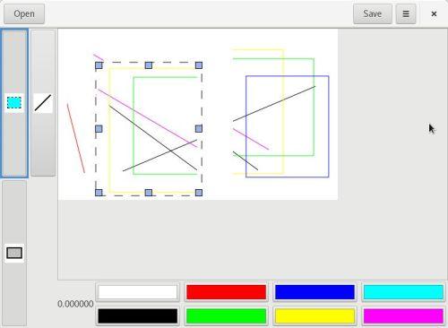 GNOME се сдобива с алтернатива на Microsoft Paint 4