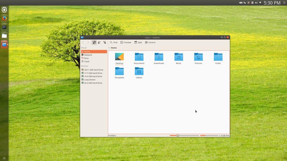 Трябваше ли Ubuntu да избере KDE вместо GNOME? 4