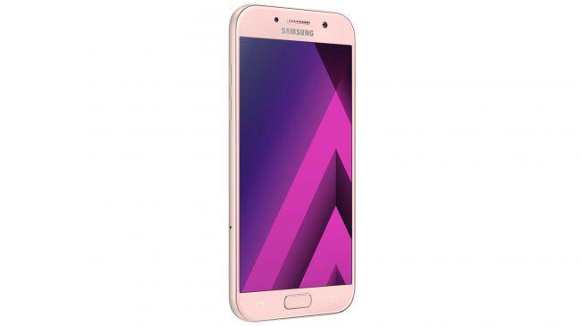 Samsung пуснаха два нови телефона 7