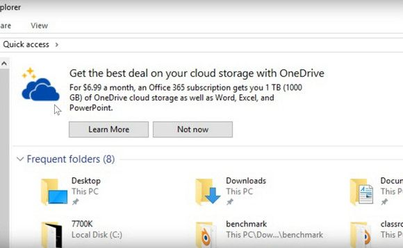 Майкрософт пускат още реклами в Windows 10 4