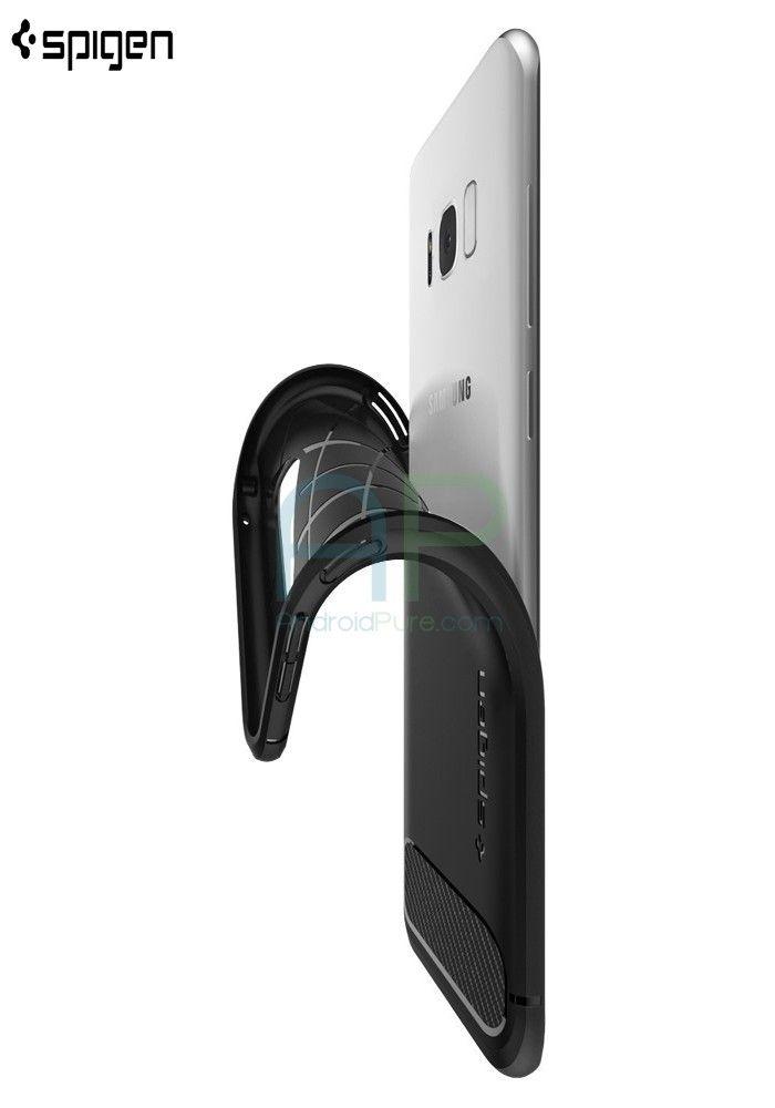 Снимки на Samsung Galaxy S8 бяха публикувани от производител на калъфи за телефони 11