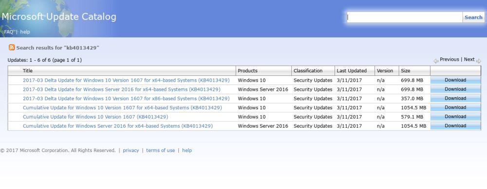 Windows 10 получава първите си делта ъпдейти 4