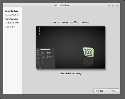 Ето как да надградим до Linux Mint 18.2 Sonya 8