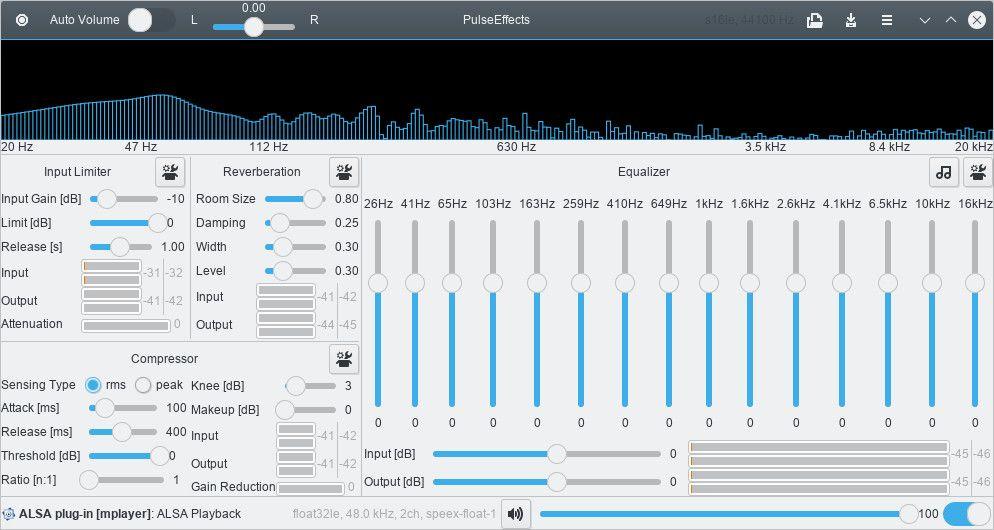 PulseEffects - мощен еквалайзър за Linux. Линкове за сваляне. 4