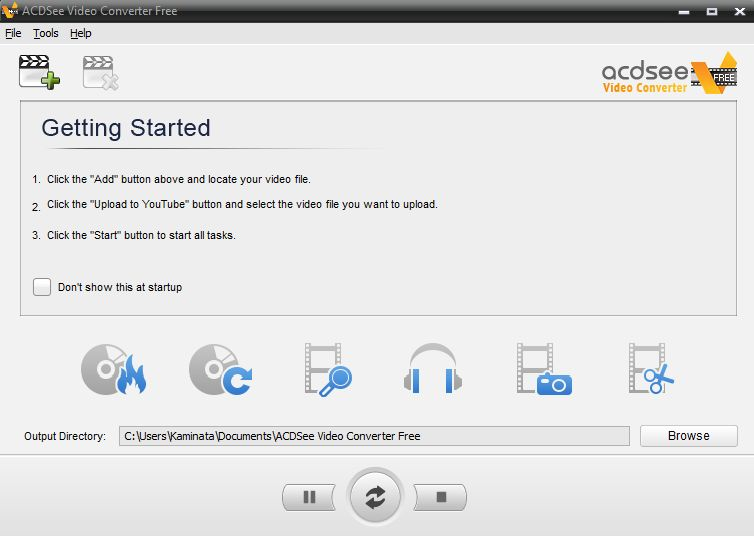 ACDSee Video Converter Free