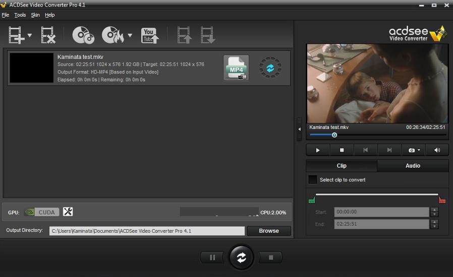ACDSee Video Converter Pro