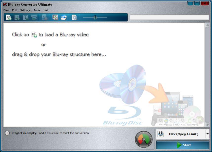 Blu-ray Converter Ultimate